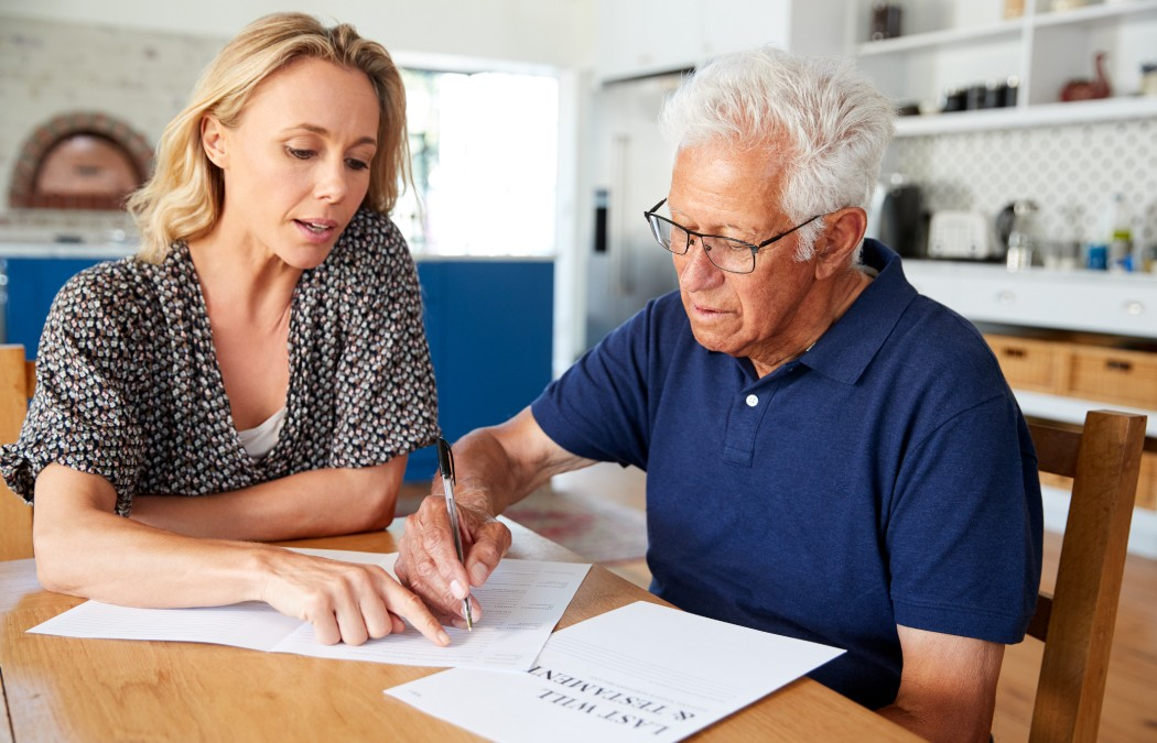 Making a will for someone with Dementia or other forms of memory issues